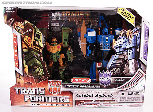 Transformers Universe - Classics 2.0 Roadbuster (Image #1 of 89)