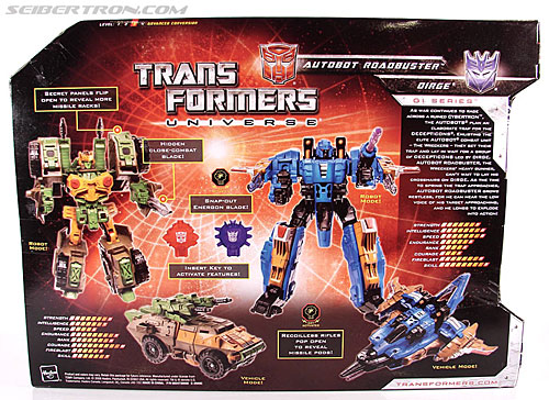 Transformers Universe - Classics 2.0 Roadbuster (Image #3 of 89)