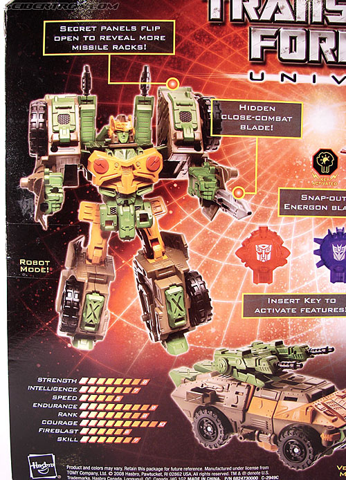 Transformers Universe - Classics 2.0 Roadbuster (Image #4 of 89)