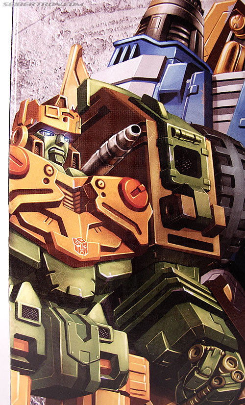 Transformers Universe - Classics 2.0 Roadbuster (Image #5 of 89)