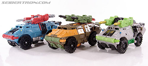 Transformers Universe - Classics 2.0 Roadbuster (Image #26 of 89)