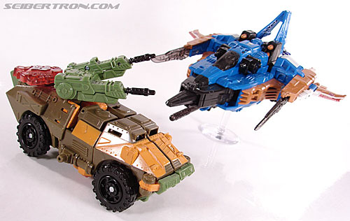 Transformers Universe - Classics 2.0 Roadbuster (Image #29 of 89)