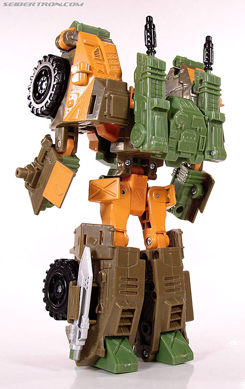 Transformers Universe - Classics 2.0 Roadbuster (Image #45 of 89)