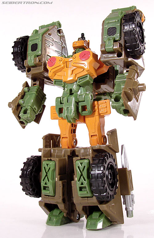 Transformers Universe - Classics 2.0 Roadbuster (Image #47 of 89)