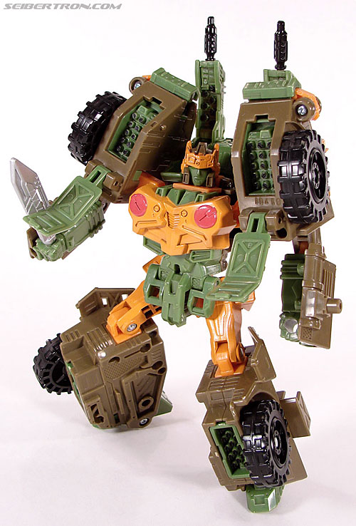 Transformers Universe - Classics 2.0 Roadbuster (Image #49 of 89)