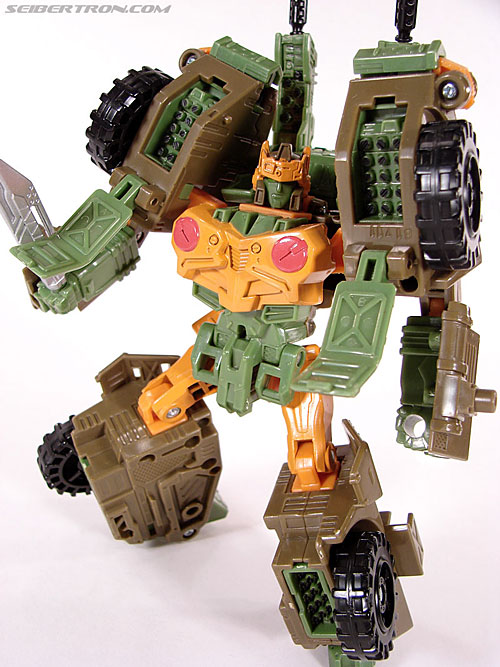 Transformers Universe - Classics 2.0 Roadbuster (Image #50 of 89)