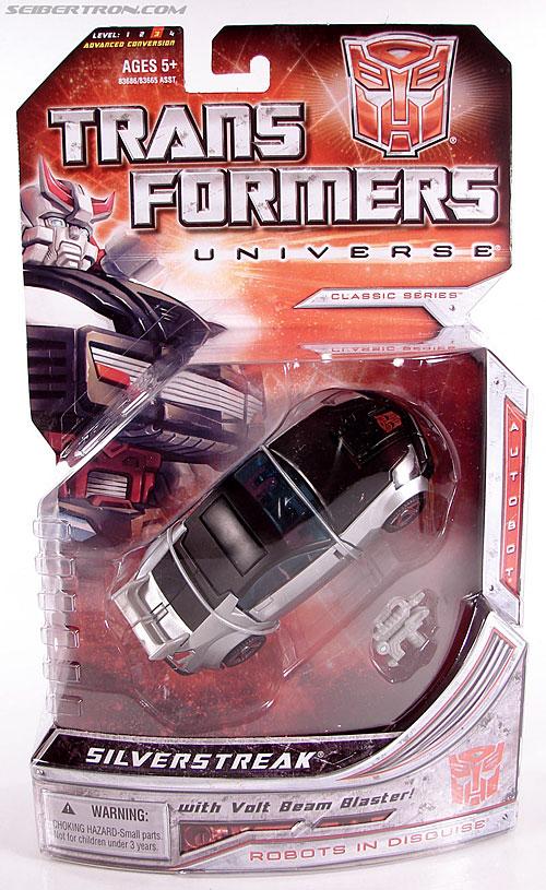 Transformers Universe - Classics 2.0 Silverstreak (Image #1 of 111)