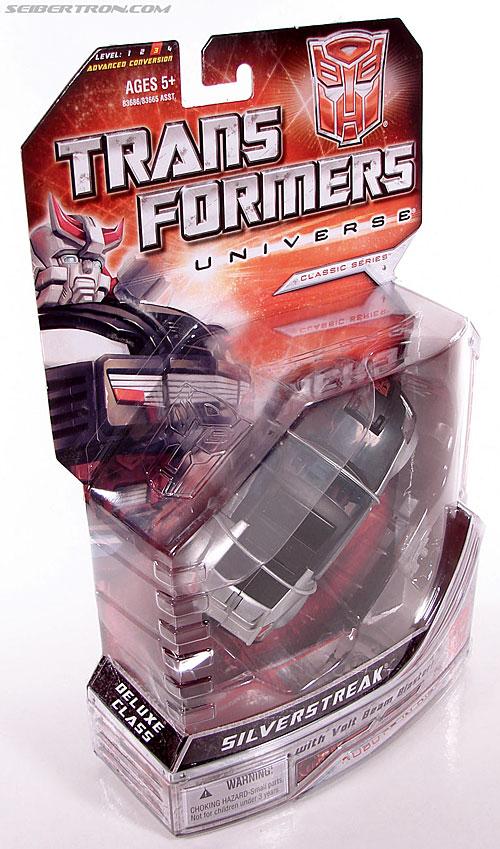 Transformers Universe - Classics 2.0 Silverstreak (Image #4 of 111)
