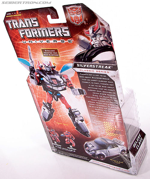 Transformers Universe - Classics 2.0 Silverstreak (Image #5 of 111)