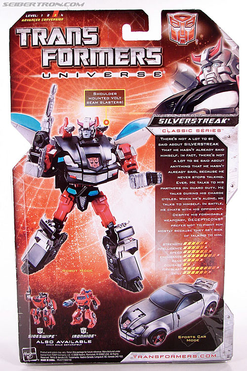 Transformers Universe - Classics 2.0 Silverstreak (Image #6 of 111)