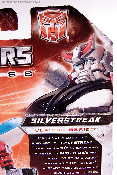 Transformers Universe - Classics 2.0 Silverstreak (Image #7 of 111)