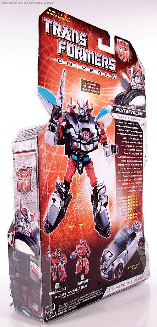 Transformers Universe - Classics 2.0 Silverstreak (Image #11 of 111)