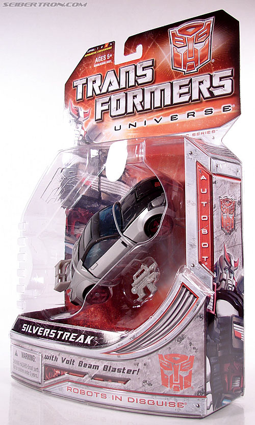 Transformers Universe - Classics 2.0 Silverstreak (Image #13 of 111)