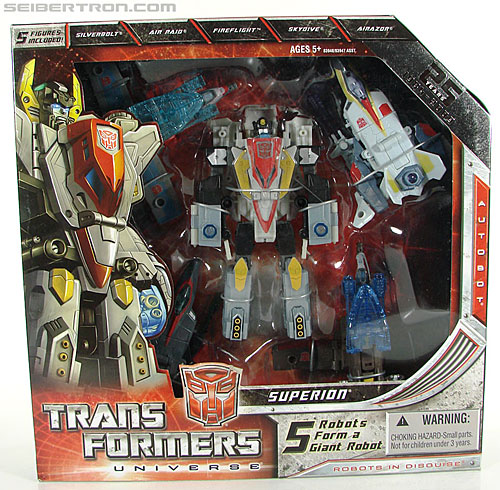 Transformers Universe - Classics 2.0 Superion (Image #1 of 139)