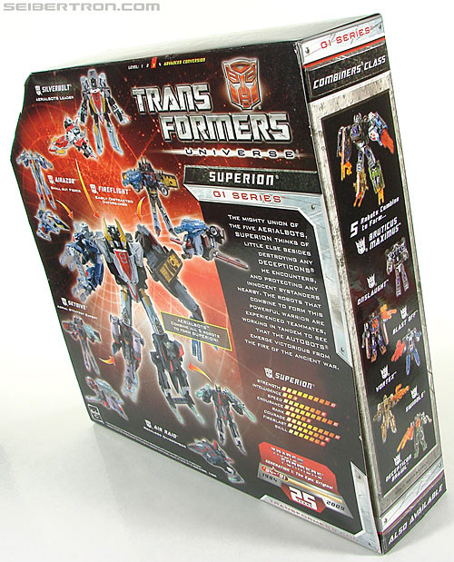 Transformers Universe - Classics 2.0 Superion (Image #11 of 139)