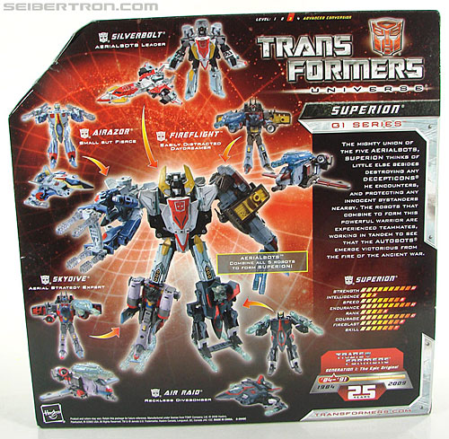 Transformers Universe - Classics 2.0 Superion (Image #12 of 139)
