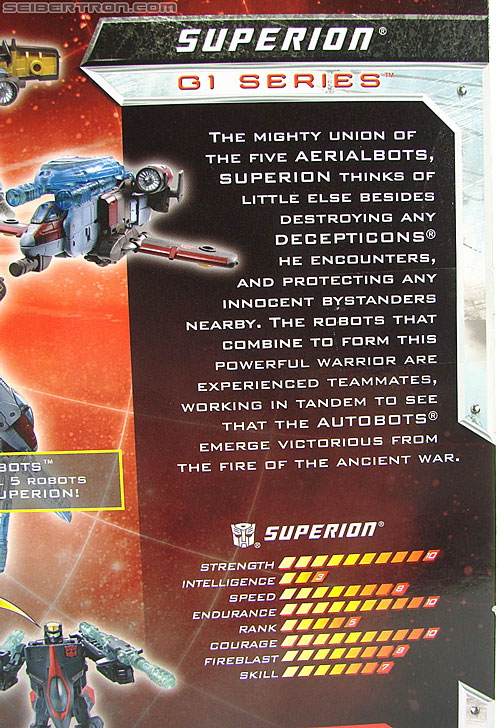 Transformers Universe - Classics 2.0 Superion (Image #13 of 139)