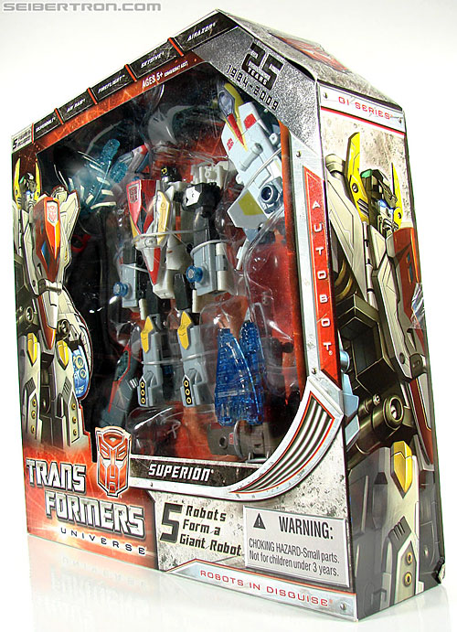 Transformers Universe - Classics 2.0 Superion (Image #26 of 139)