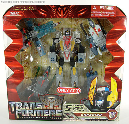 Transformers Universe - Classics 2.0 Superion (Image #33 of 139)