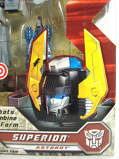 Transformers Universe - Classics 2.0 Superion (Image #34 of 139)