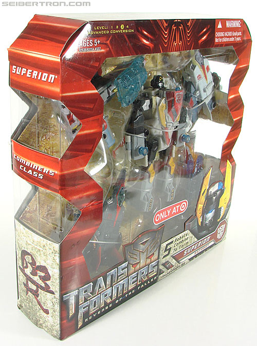 Transformers Universe - Classics 2.0 Superion (Image #41 of 139)