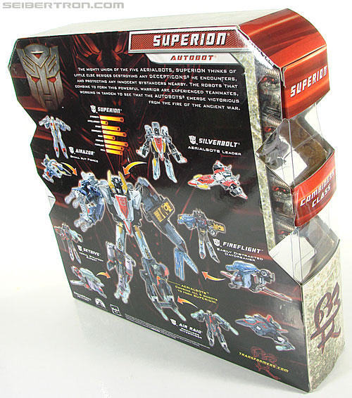 Transformers Universe - Classics 2.0 Superion (Image #43 of 139)