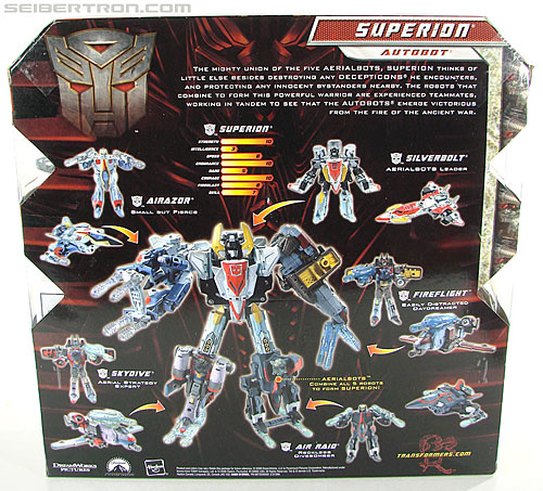 Transformers Universe - Classics 2.0 Superion (Image #44 of 139)