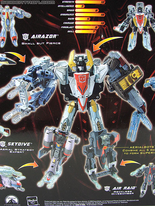 Transformers Universe - Classics 2.0 Superion (Image #45 of 139)