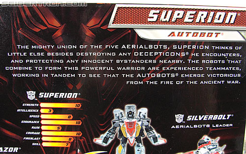 Transformers Universe - Classics 2.0 Superion (Image #50 of 139)