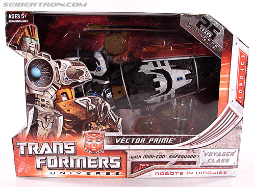 Transformers Universe - Classics 2.0 Vector Prime (Image #1 of 112)