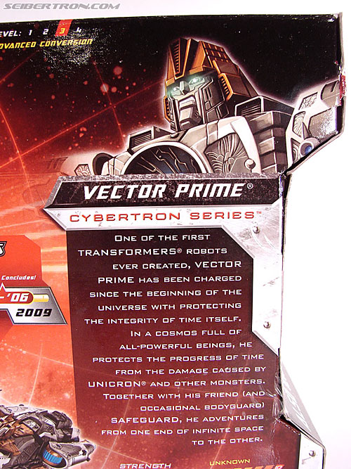 Transformers Universe - Classics 2.0 Vector Prime (Image #8 of 112)
