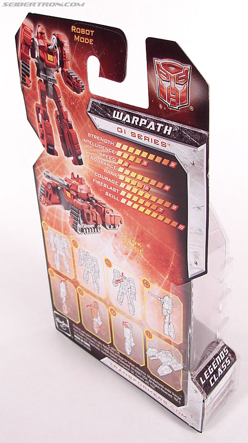 Transformers Universe - Classics 2.0 Warpath (Image #4 of 68)