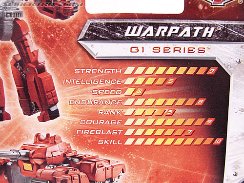 Transformers Universe - Classics 2.0 Warpath (Image #6 of 68)