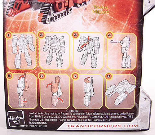 Transformers Universe - Classics 2.0 Warpath (Image #7 of 68)