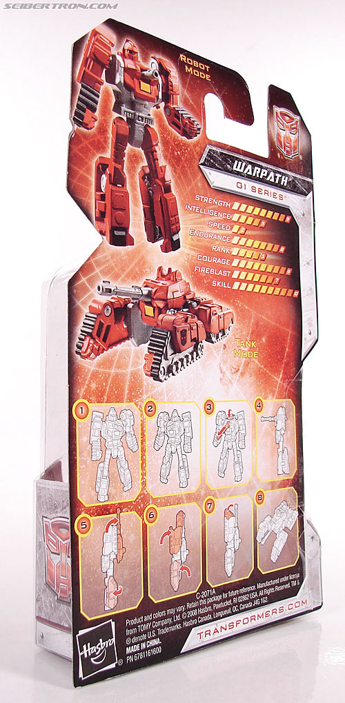 Transformers Universe - Classics 2.0 Warpath (Image #8 of 68)