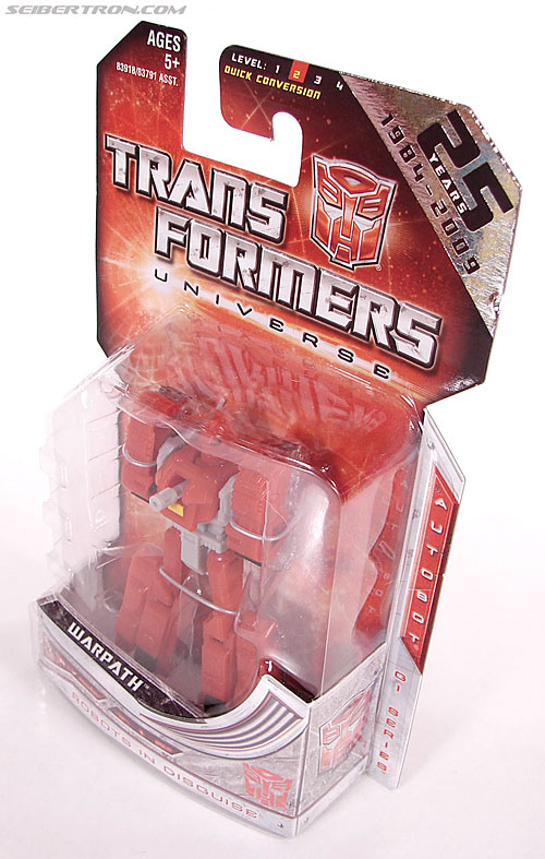 Transformers Universe - Classics 2.0 Warpath (Image #10 of 68)