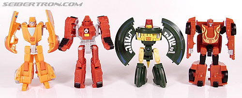 Transformers Universe - Classics 2.0 Warpath (Image #60 of 68)