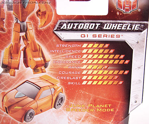 Transformers Universe - Classics 2.0 Wheelie (Image #6 of 75)