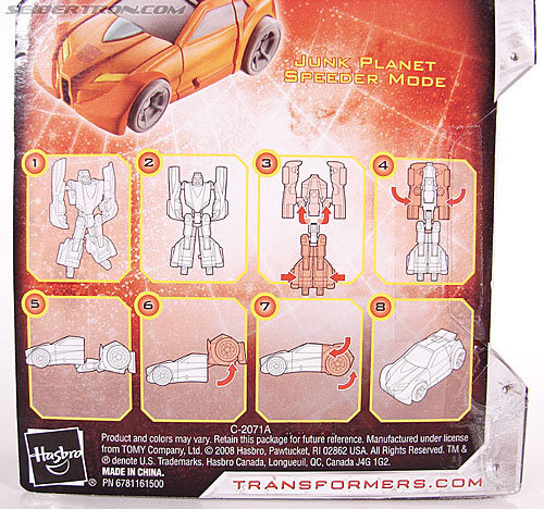 Transformers Universe - Classics 2.0 Wheelie (Image #7 of 75)