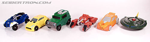 Transformers Universe - Classics 2.0 Wheelie (Image #34 of 75)