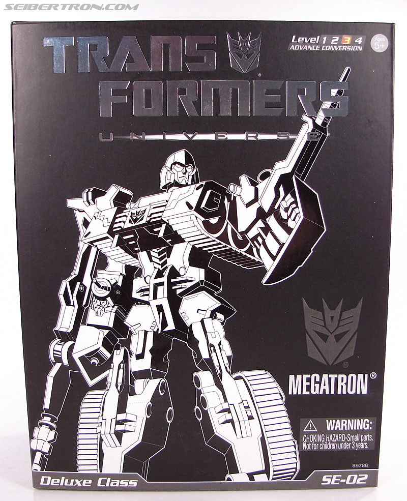 Transformers Universe - Classics 2.0 Megatron (SE-02) (Image #1 of 106)