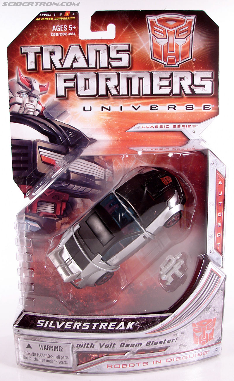 Transformers Universe - Classics 2.0 Silverstreak (Image #1 of 111)