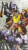 Universe - Classics 2.0 Cyclonus (Challenge at Cybertron) - Image #22 of 155