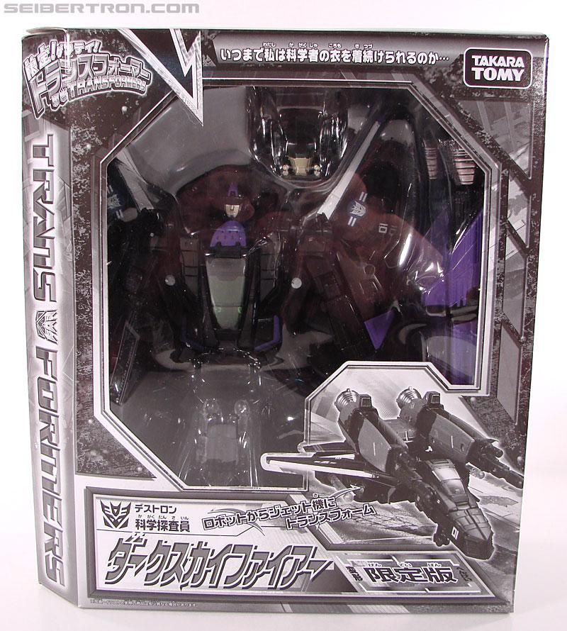 Transformers Henkei Dark Skyfire (Image #1 of 226)