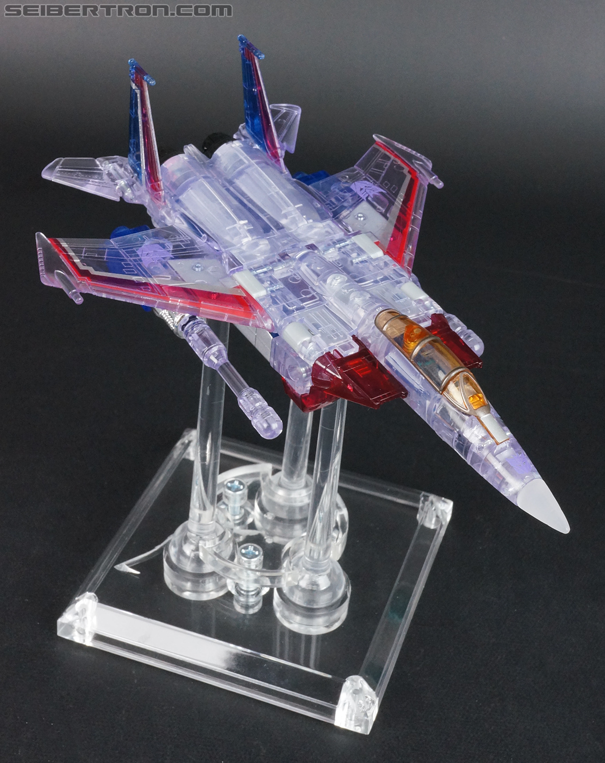 Transformers Henkei Starscream Ghost Version (Image #34 of 196)