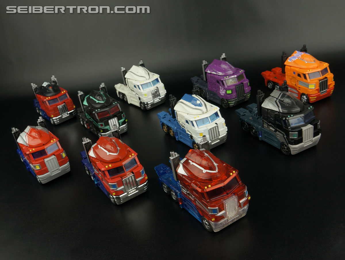 Transformers News: Never Released / Revealed Edition of Classics Optimus Prime Mold Found On E-Bay