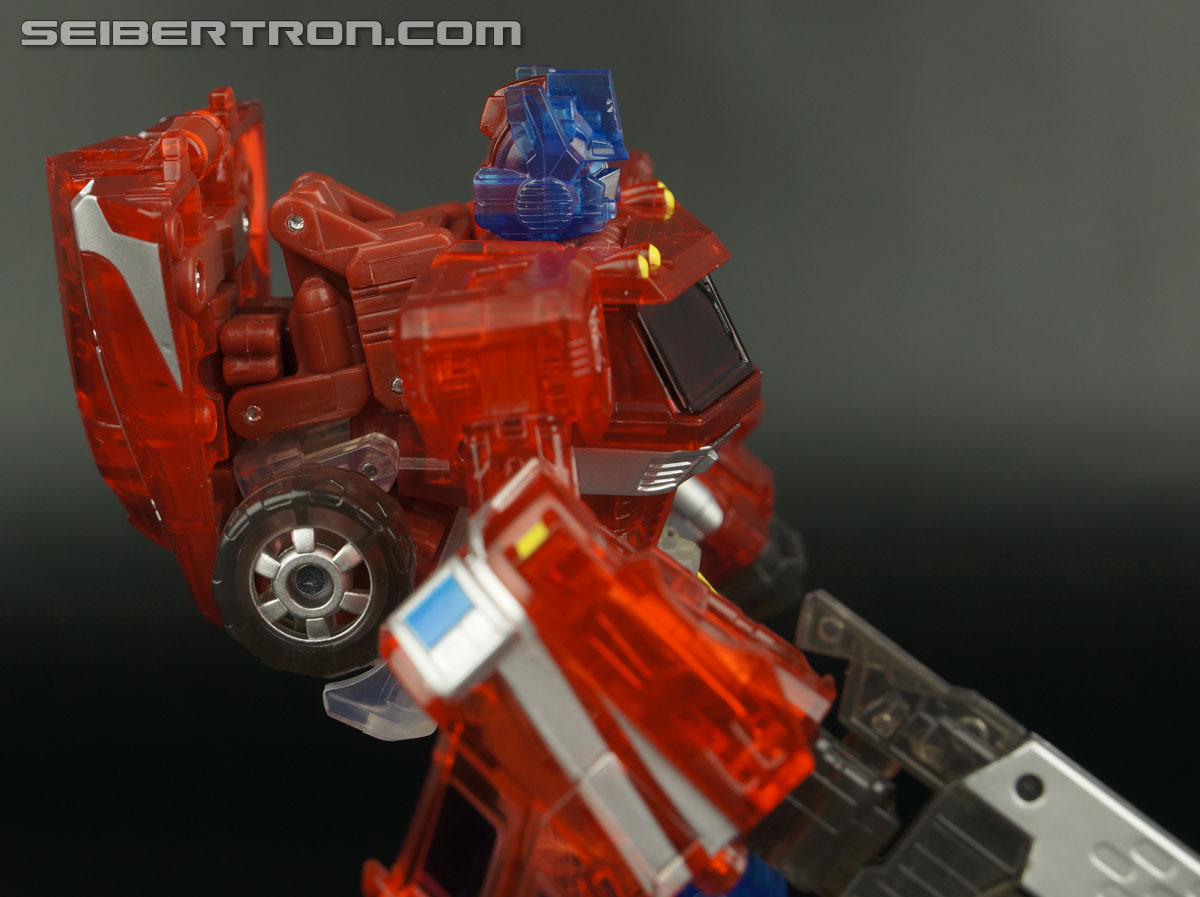 Transformers Henkei Crystal Optimus Prime (Convoy Clear Version (Crystal Convoy)) (Image #63 of 128)