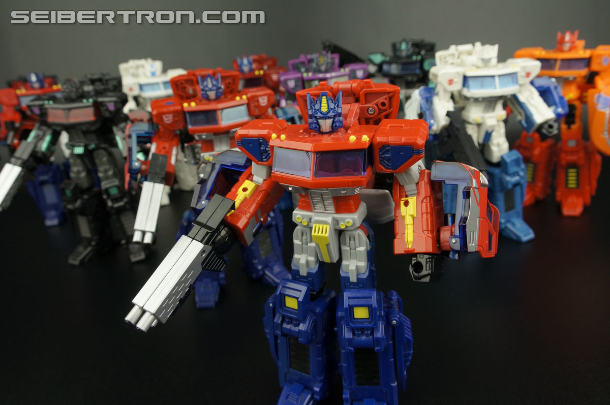 Transformers Henkei Crystal Optimus Prime (Convoy Clear Version (Crystal Convoy)) (Image #119 of 128)