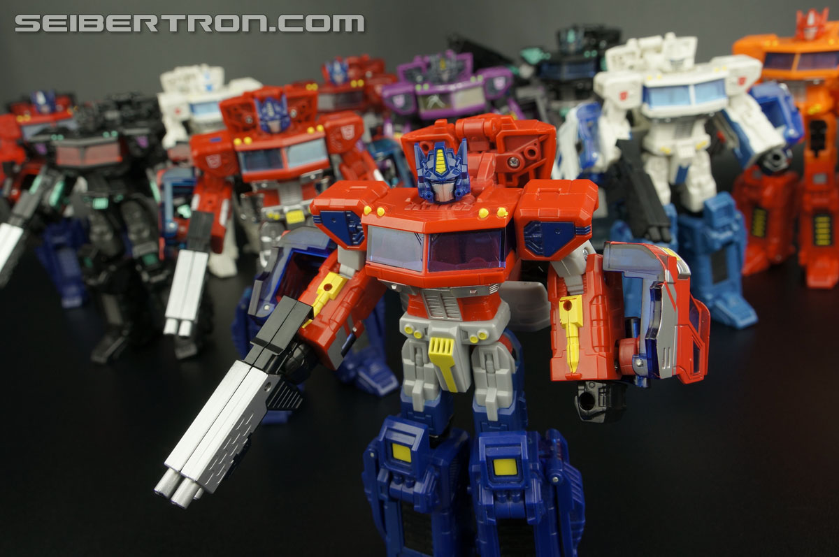 Transformers Henkei Crystal Optimus Prime (Convoy Clear Version (Crystal Convoy)) (Image #120 of 128)