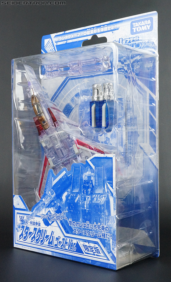 Transformers Henkei Starscream Ghost Version (Image #8 of 196)